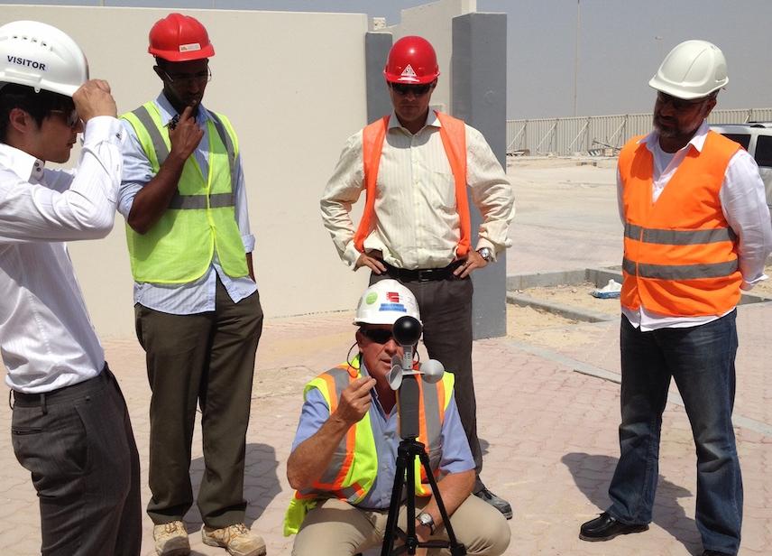 HSE Training for Working in Hot Environment and Summer Season