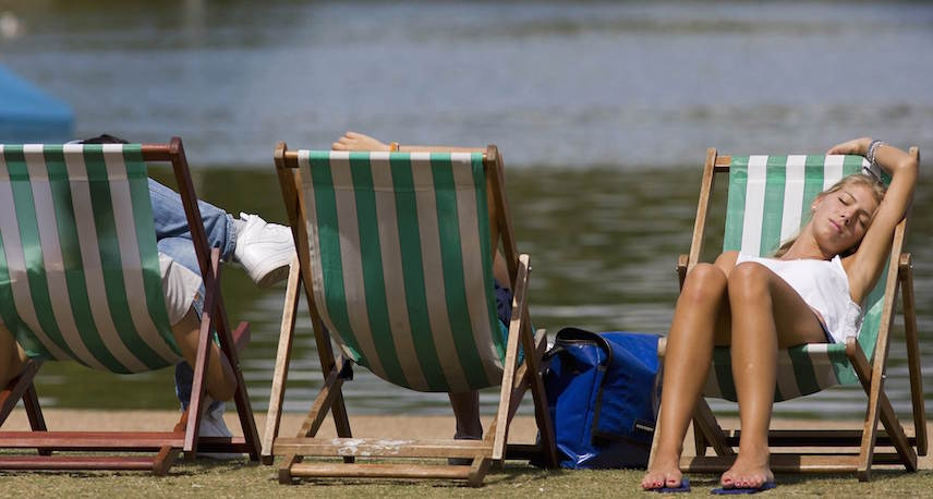 Europe Sizzles Through More Intense Heat